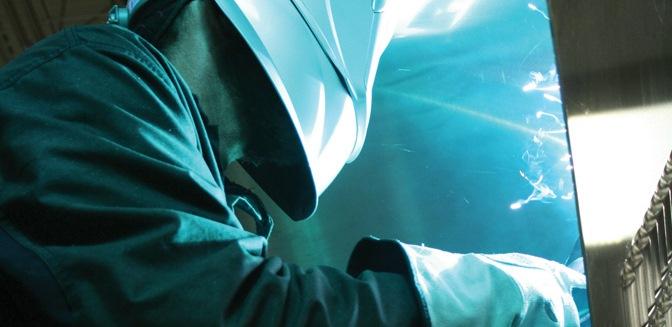 Best practices for welding aluminum
